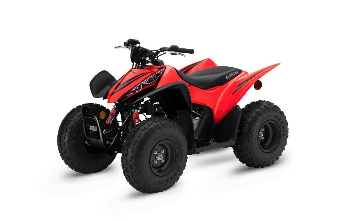 The 2022 Honda TRX90.