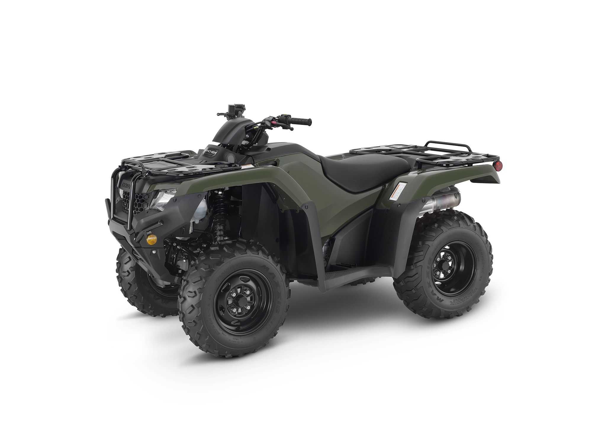 2022 FourTrax Rancher in base trim.