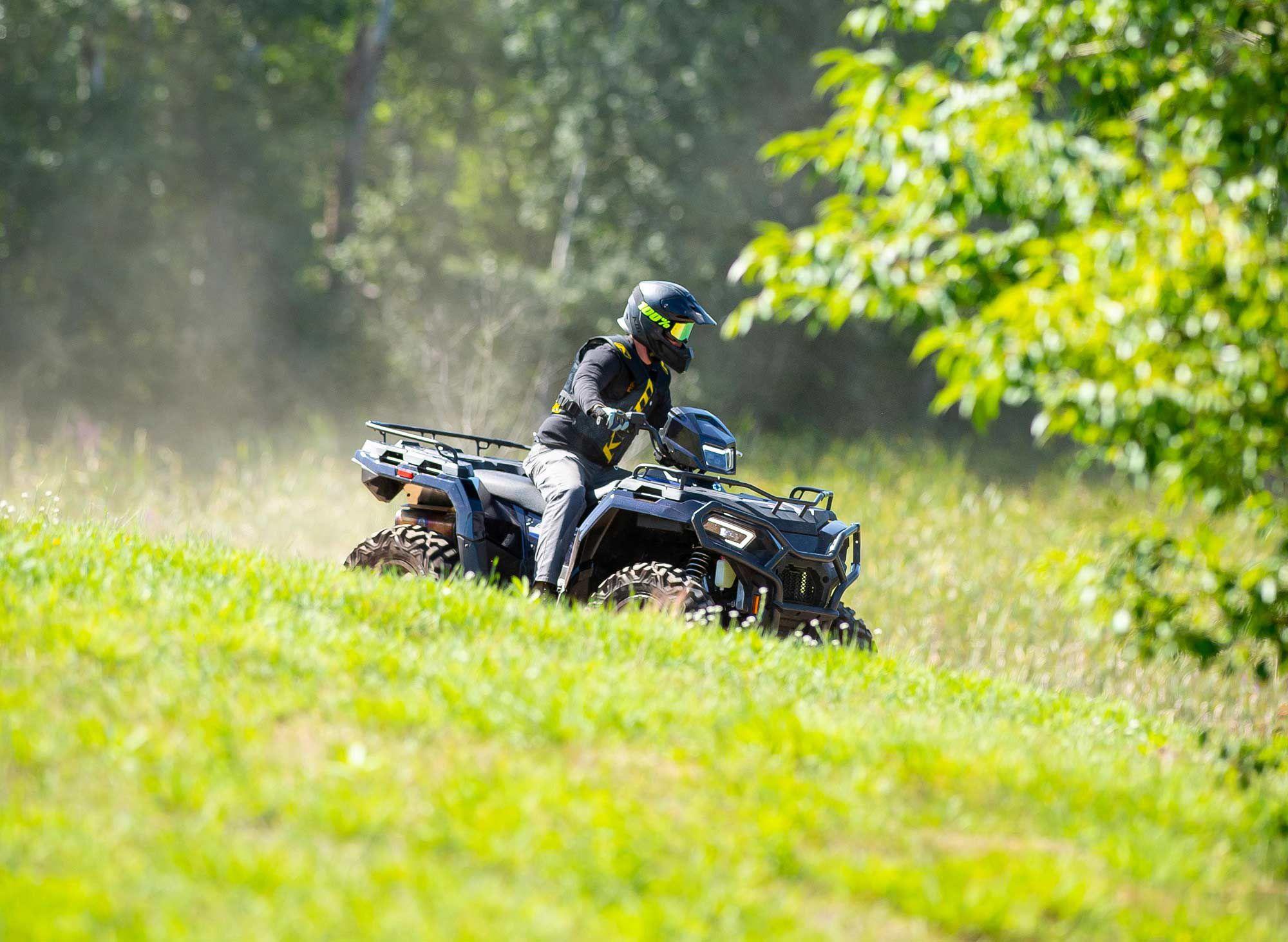 Minnesota is bringing ATV trails to the people.