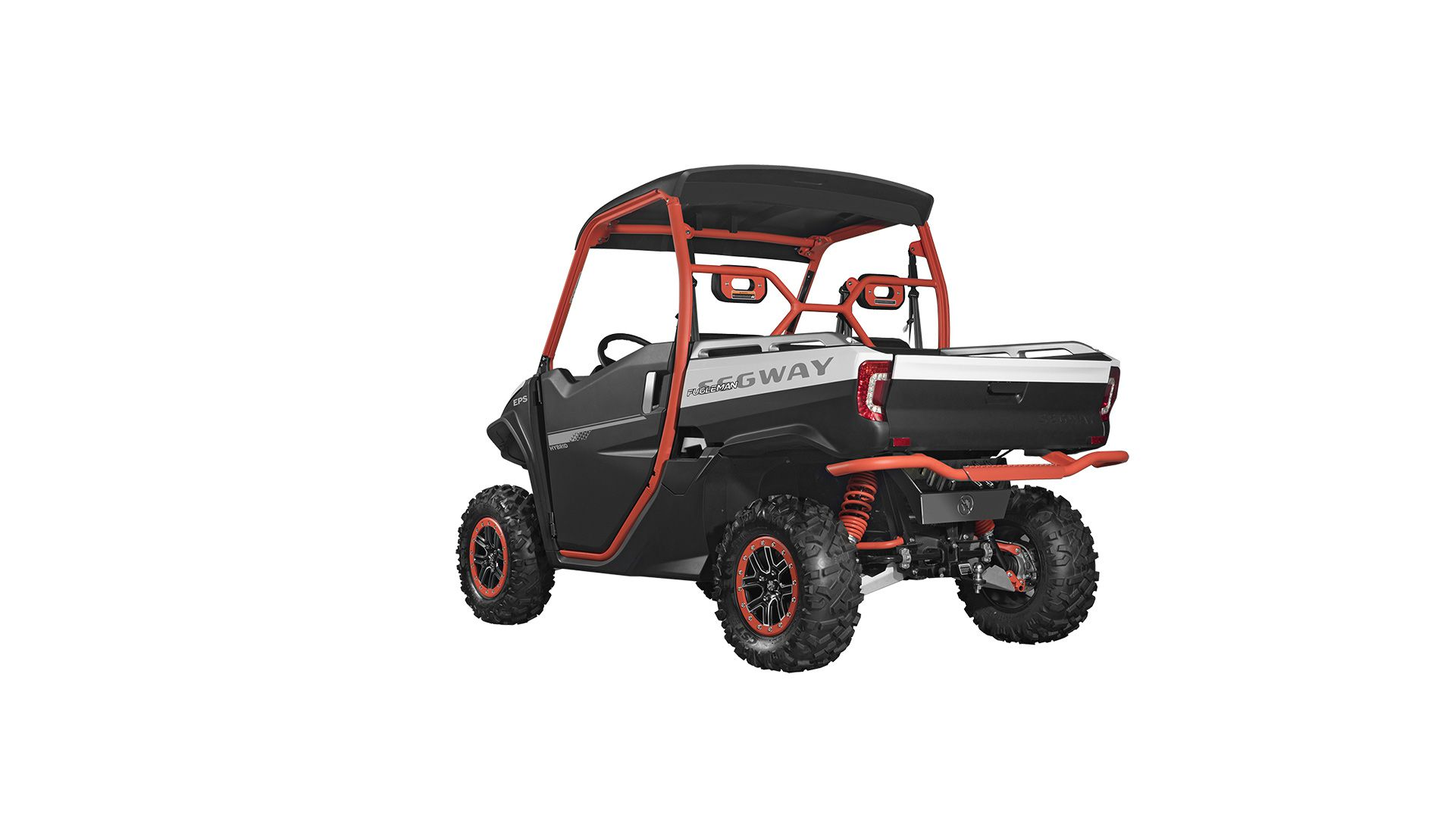The Fugleman can tow up to 1,700 pounds with its 2-inch standard hitch receiver.