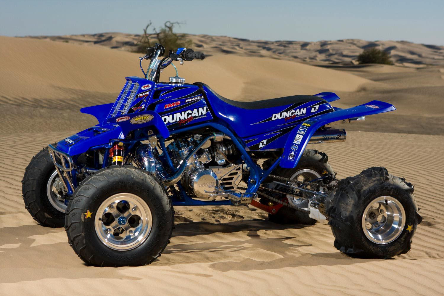 The aftermarket ATV parts business has exploded.