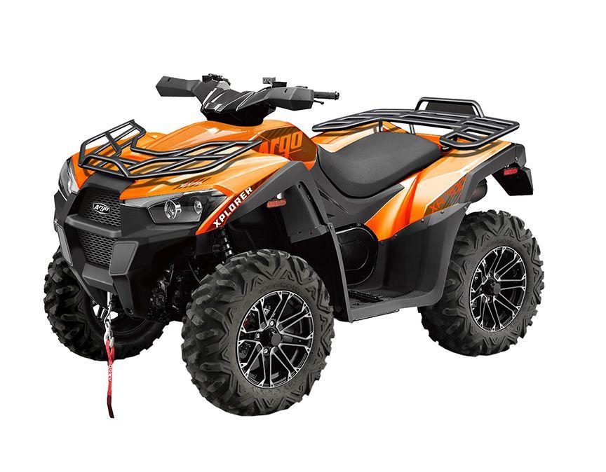 The all-new Argo Xplorer XR 700 LE.