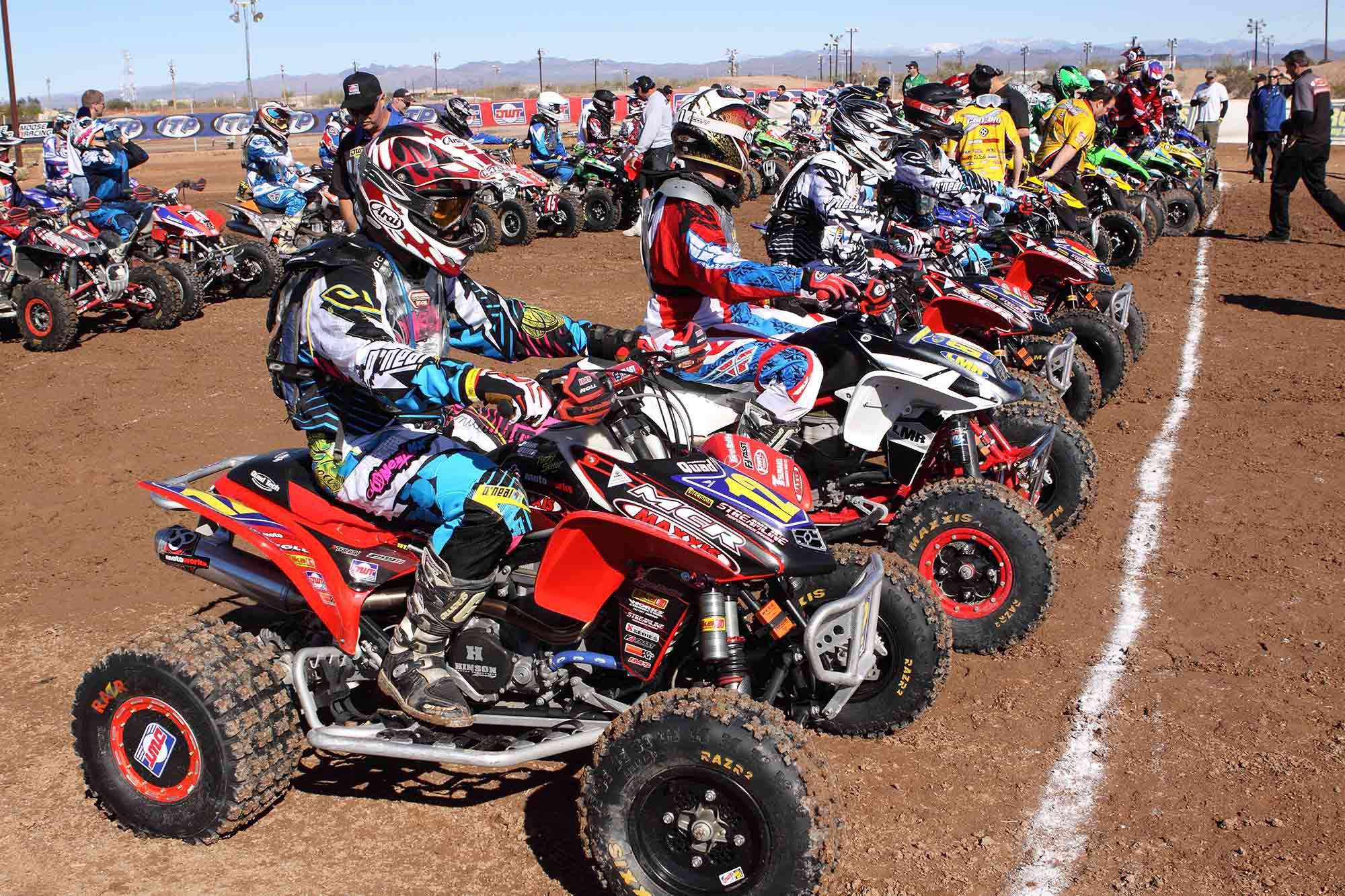 Fifteen years ago, we couldn't get enough of sport ATVs. Those times have returned.