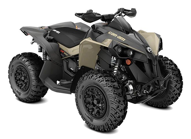 The 2022 Can-Am Renegade X XC 1000R.