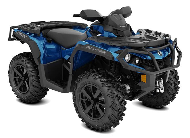 There's something for everybody in the 2022 Can-Am Outlander 650 lineup.
