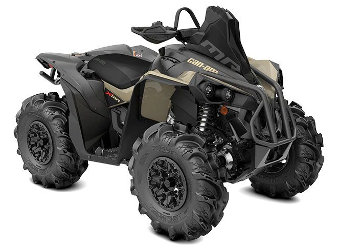 2022 Can-Am Renegade X MR 650.