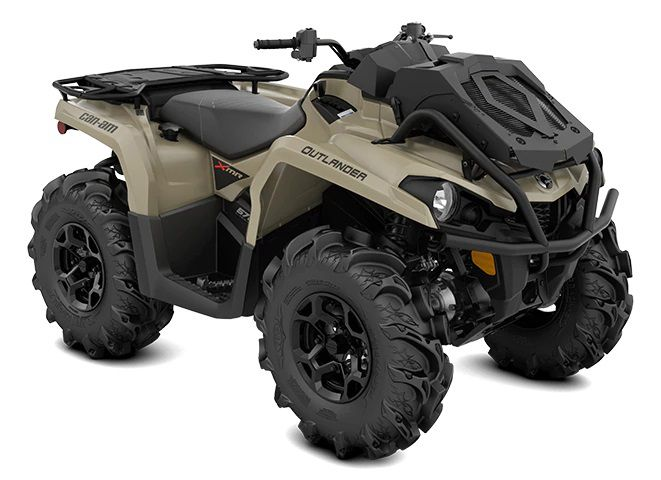 Those seeking mud performance would do well to look at the Outlander X MR 650.
