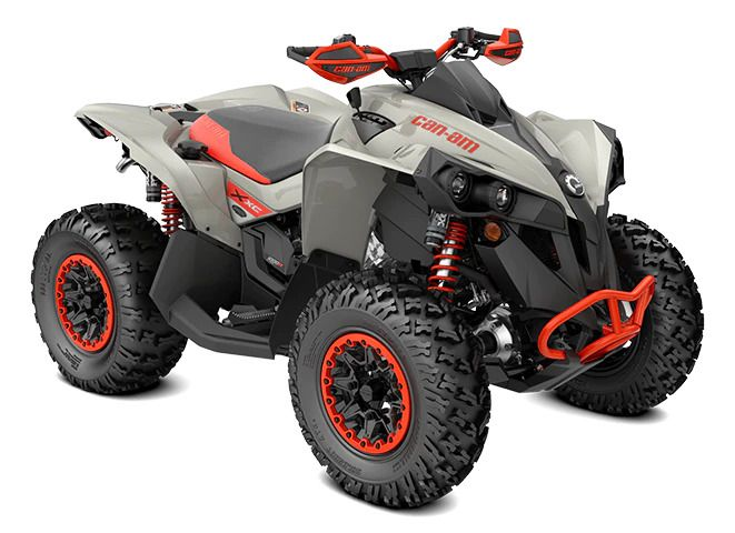 The 2022 Can-Am Renegade X XC 850.