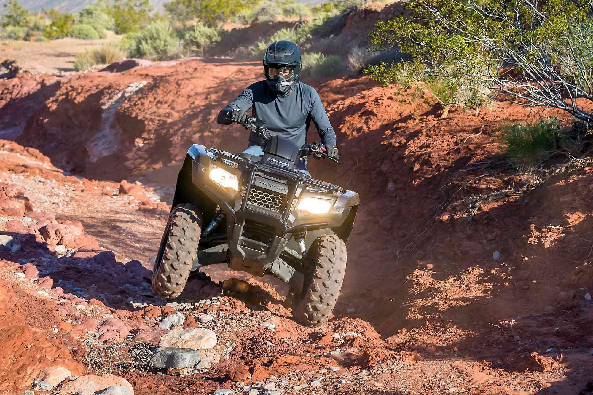 More info on new 2022 Honda ATVs just dropped. Read on to find out what we know so far.