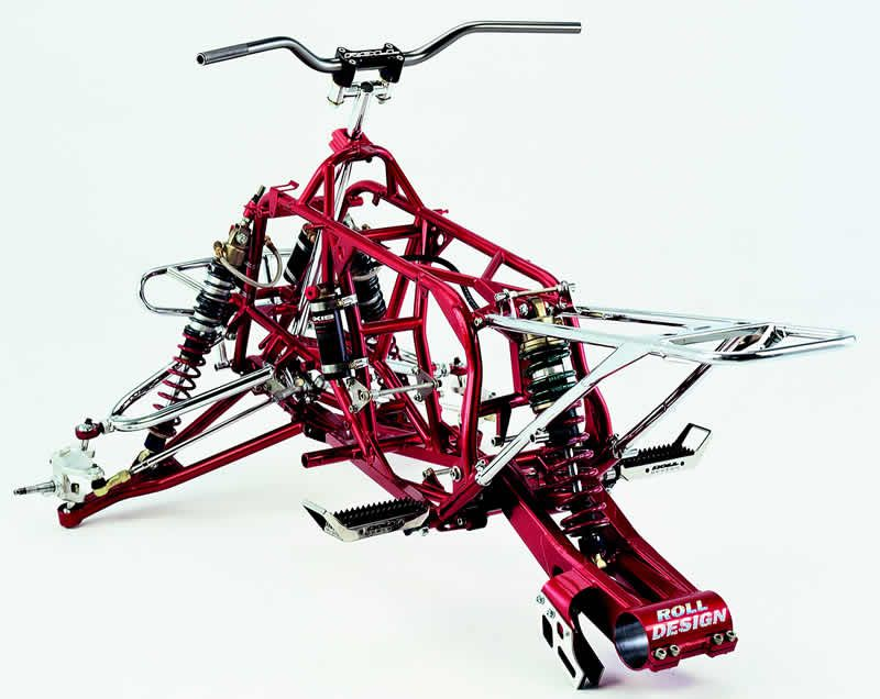 We are seeing a rebirth of aftermarket rolling chassis. If you can't buy it, build it.